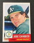 Jose Canseco Cards, Rookie Cards and Autographed Memorabilia Guide 18