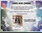 Cardboard Connection Talks Wrestling Cards on ESPN Mint Condition 13