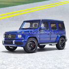 MINICHAMPS Mercedes Benz G63 AMG SUV 2019 Metal Diecast Model Car 118 Scale