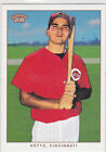 Joey Votto Rookie Cards and Autographed Memorabilia Guide 8