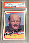 Ray Nitschke Cards, Rookie Card and Autographed Memorabilia Guide 28