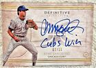 2017 Topps Definitive Collection Baseball Cards 24