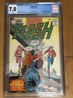 Flash 123 CGC 7.0 White Pages - New Case
