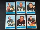 1964 Philadelphia Football Cards 9