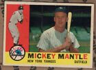 Comprehensive Guide to 1960s Mickey Mantle Cards 24