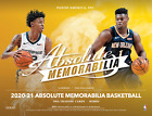 2020-21 ABSOLUTE BASKETBALL FACTORY SEALED HOBBY BOX PRESALE - FREE UPS SHIPPING