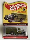 Hot Wheels RLC Neo Classics Series 12BLOWN DELIVERYSHIPS FREERED LINE NEOS
