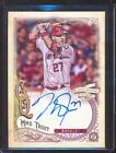Ultimate Guide to Mike Trout Autograph Cards: 2009 to 2012 33