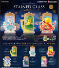 Pokemon STAINED GLASS Collection 6 type set Japan NEW Pocket Monster
