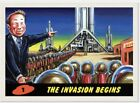 2013 Topps Mars Attacks Invasion Trading Cards 12
