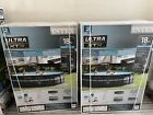 Intex 18ft x 52in Ultra XTR Round Frame Above Ground Pool Set with Pump