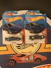2016 Hot Wheels Super Treasure Hunt 90 Acura NSX w Protector Basic Error
