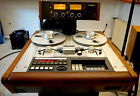 STUDER A812 2 TRACKS REEL TO REEL PROFESSIONAL STUDIO TAPE RECORDER PLAYER