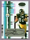 2005 Leaf Certified Materials Football 11