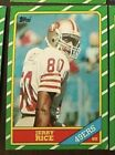 Top Jerry Rice Football Cards to Collect 20