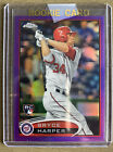 2011 Bowman Bryce Harper Superfractor Can Be Yours for $25,000 8