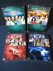 ER Seasons 1 4 DVD Includes Shipping George Clooney