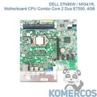 DELL 0GDG8Y MIH61R Motherboard CPU Combo  Celeron G460 2GB A