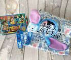 Personalized Autograph Book Lilo and stitch Lanyard Disney land ears bag gift