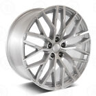 20 Machined Silver Wheels Fits Audi A4 A5 A6 A7 A8 S4 S5 S6 S8 RS7 Q5