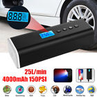 Air Pump For Ball Car Bike Tires Portable Compressor Rechargeable Electric Mini