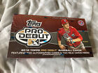 2012 Topps Pro Debut Baseball Factory Sealed Hobby Box 2 Auto & 2 Relic
