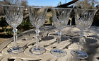 Stuart Cut Crystal Redhouse Chelsea Wine Glass 7 Clear Set Of 4 Discontinued