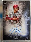 2018 Topps Inception Baseball Cards 7