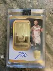 Damian Lillard Signs Exclusive Autograph Deal with Leaf Trading Cards 20
