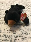 Blackie the Bear-Ty Beanie Baby-1993/1994 with TAG ERRORS-PVC Pellets!!!