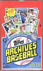 2017 Topps Archives Baseball Factory Sealed HOBBY Box (2) AUTOGRAPHS Judge RC