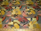 10 YDS MODERN RETRO GEOMETRIC CONTRACT WOVEN UPHOLSTERY FABRIC FOR LESS