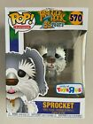 Funko Pop Toys R Us Exclusive Fraggle Rock SPROCKET Henson Muppets #570