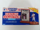 1991 Jose Canseco Headline Collection Starting LineUp MIB Oakland A's MLB