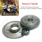 ATV Motorcycle Scooter Moped For Starter Clutch GY6 125CC 150CC 152QMI 157QMJ