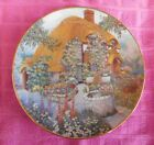 Lilliput Lane Limited Edition Collector's Plate