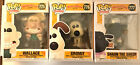 Funko Pop Wallace and Gromit Figures 8