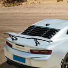 For Chevy Chevrolet Camaro Trunk Wing Aventador Style SV Spoiler Rear Wing