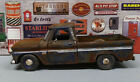 Custom Rusty Dusty Weathered 124 G Scale Diecast 1966 Chevrolet C10 Pickup