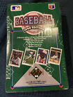 1990 Upper Deck The Collectors Choice baseball cards-Unopened Factory Sealed Box