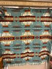 Pendleton Chief Joseph Shawl Fringe Blanket!!!! NEW IN BOX!!!