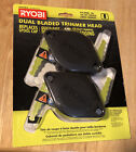 Ryobi Dual Bladed Trimmer Head Replacement 2 Pack ACFHRL2