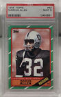 Marcus Allen Football Cards, Rookie Cards and Autographed Memorabilia Guide 18