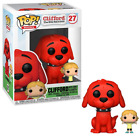 Funko Pop Clifford the Big Red Dog Figures 10