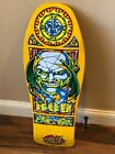 Santa Cruz Bod Boyle 30 Thirty Years Re issue Yellow Stained Glass Scarce