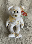 Ty Beanie Baby Bear Signature 2004 Retired Plush Collectible Soft Kids Toys Fun
