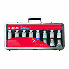 LUKAS Berlin Water Mixable Oil Suitcase Set of 8 37mlTubes