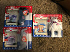 Vintage 1996 Mcdonalds American Trio TY Beanie Babies Lefty, Righty & Libearty