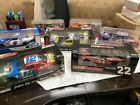 LOT OF 7 124 SCALE ASSORTED DIECAST CARS MIB TEAM CALIBER RACING CHAMPIONS A