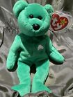 Erin Beanie Baby, DOB: March 17, 1997.  Error ! Rare space : and old ! On tag